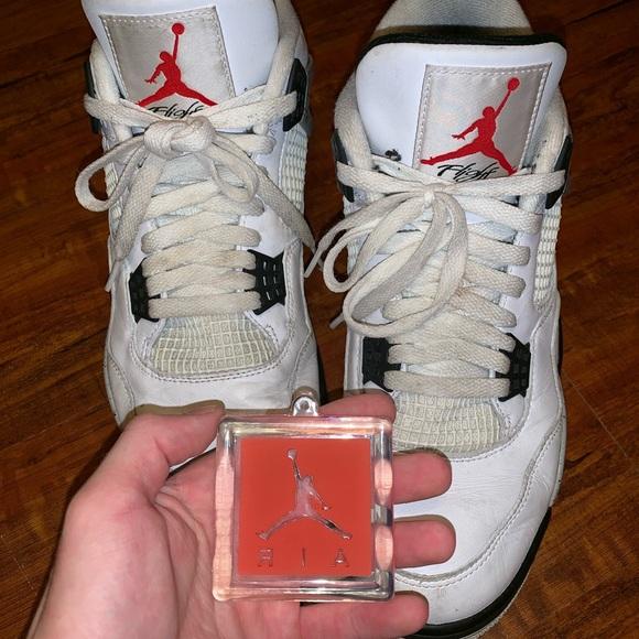 a87dc60f9f5a Jordan Other - Nike Men s Air Jordan 4 Cement Size 10